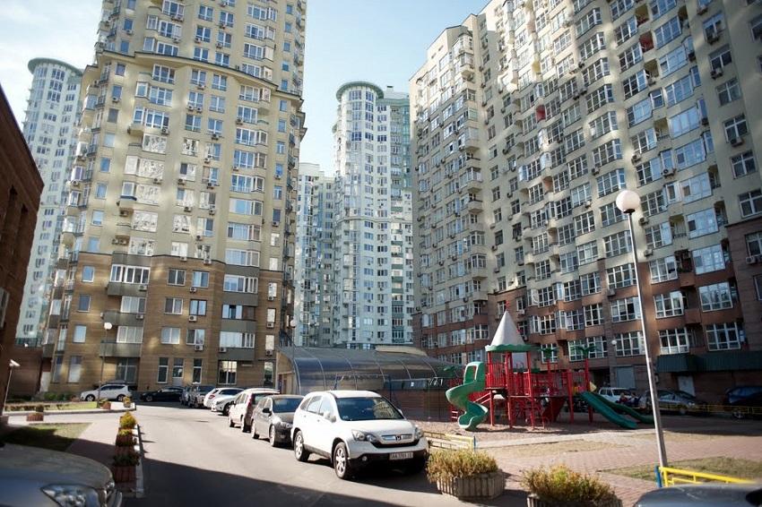 Купить квартиру в новострое в Киеве