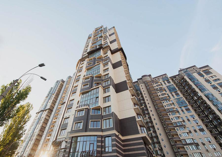 Покупка квартир в жилом комплексе