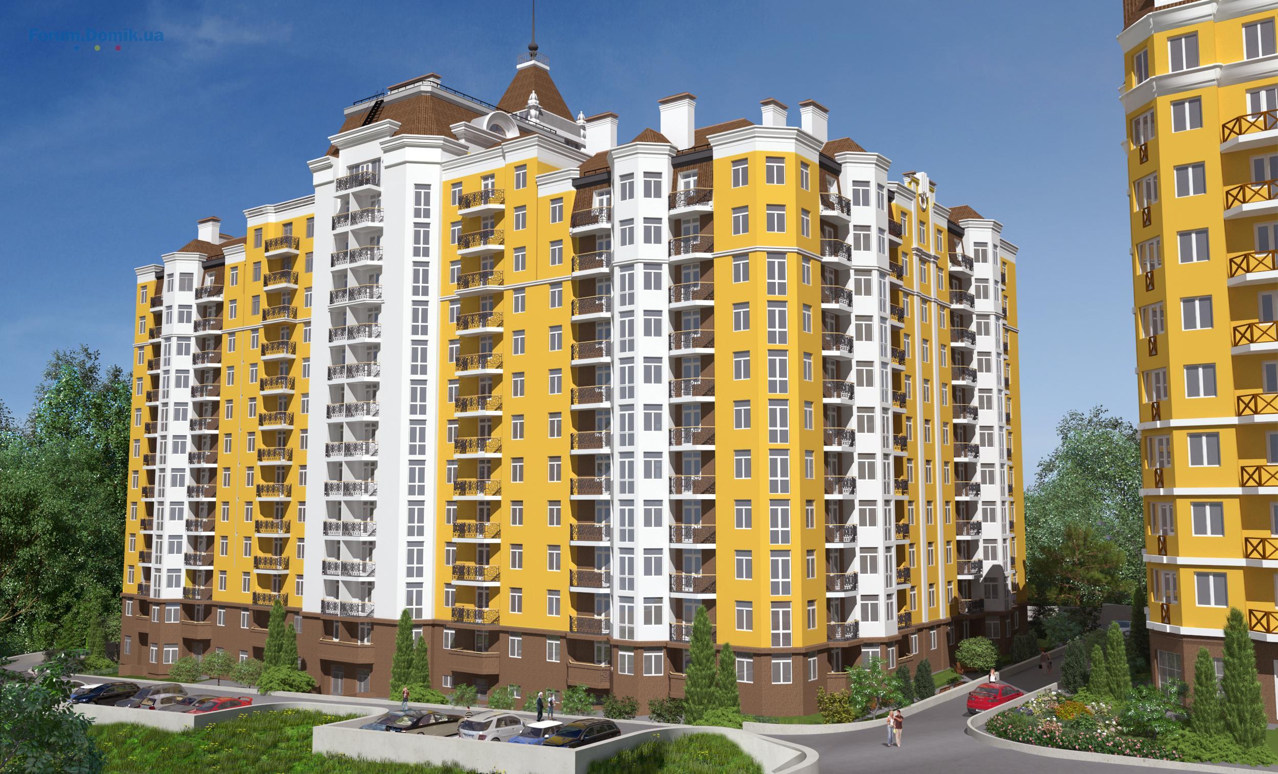 Купить квартиру в Вышгороде в Киеве